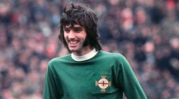 Happy birthday George Best.  Today would have been the 73rd birthday of the greatest footballer there has ever been. <br>http://pic.twitter.com/d9QKCM6OVB