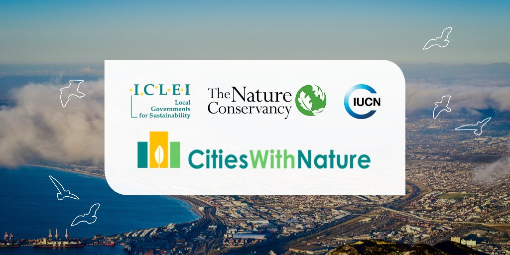 Want to learn more about #biodiversity in #cities?  #CitiesWithNature, brought to you by @ICLEI @IUCN & @nature_org, is proud to announce the launch of the #NaturePathway on #BiodiversityDay, helping cities mainstream #nature into urban planning. #IDB2019  https://t.co/Plmi10ELyQ