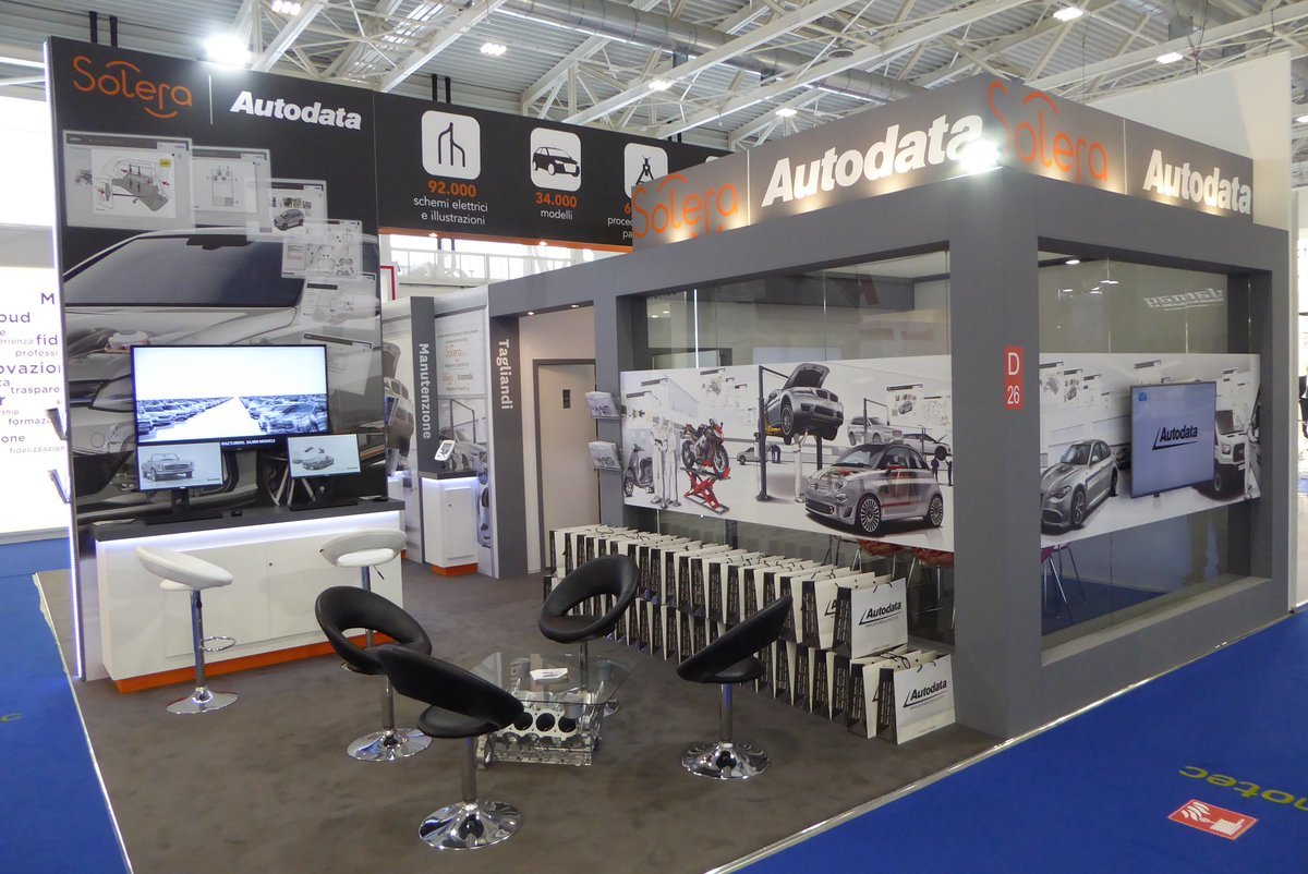 Remember to visit the Autodata stand D26 in Hall 30 at #Autopromotec 2019 to try out the leading technical information solution for the automotive aftermarket. #Autodata #aftermarket #postvendita #Bologna https://t.co/PkVYBXkq3M