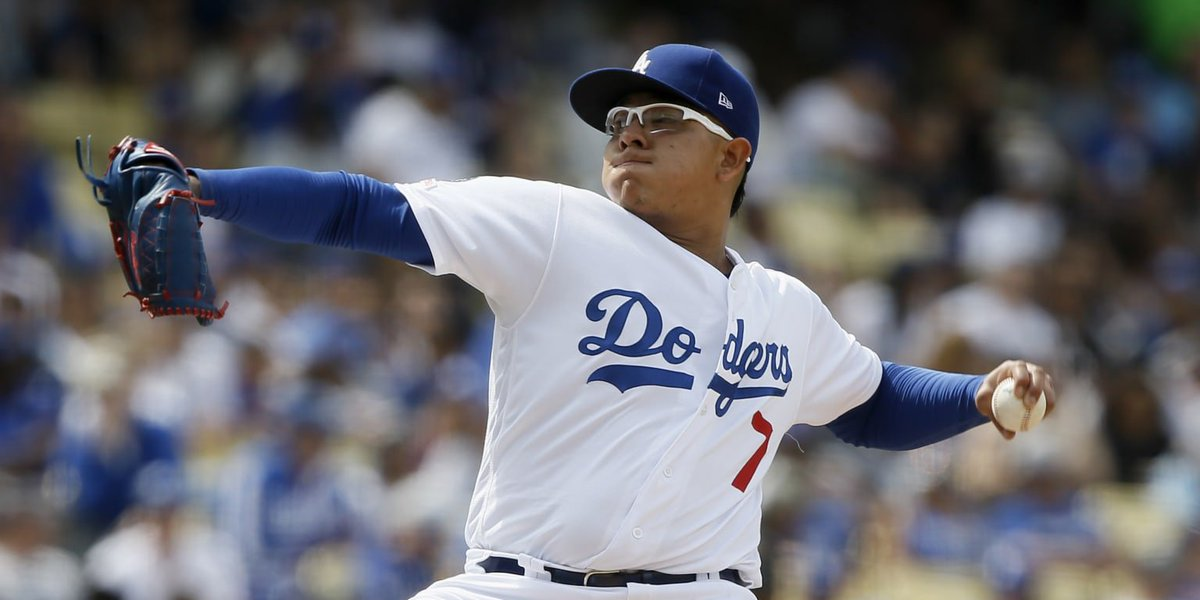Julio Urias reinstated from leave https://t.co/wDB4GhZDal #LADodgers https://t.co/WML2NYPsY3