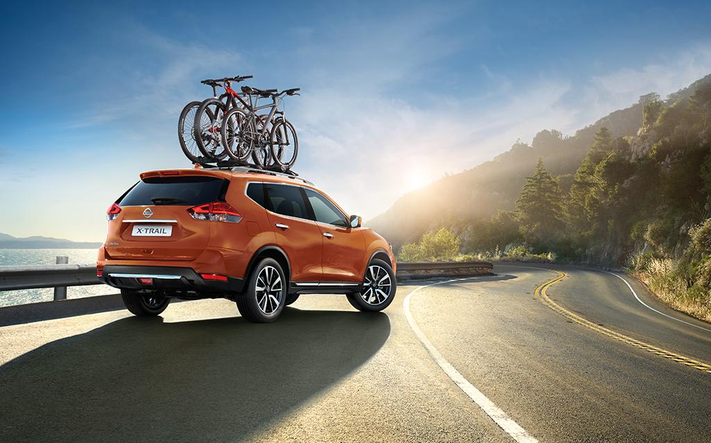 What's the plan for the bank holiday weekend? We want to know where your next journey takes you... #Nissan #XTrail
