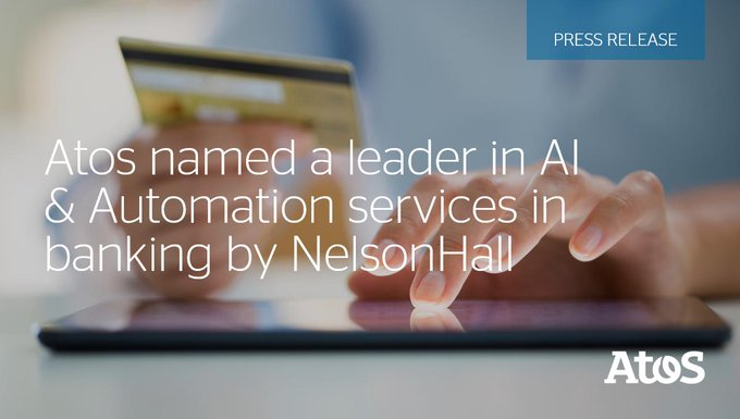 We're proud to have been named a leader in #AI and automation services in...