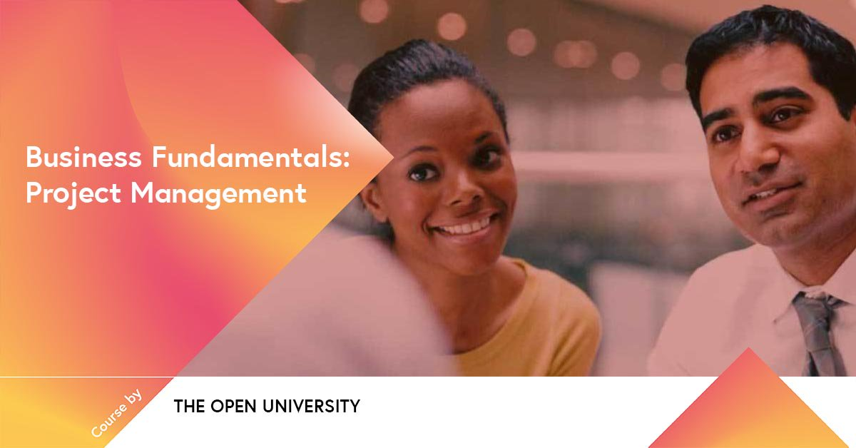 Our online project management course, developed by @TheOpenUniversity, is accredited by @EFMDNews and will help you excel in your role. Join today: http://bit.ly/2YD3NpI