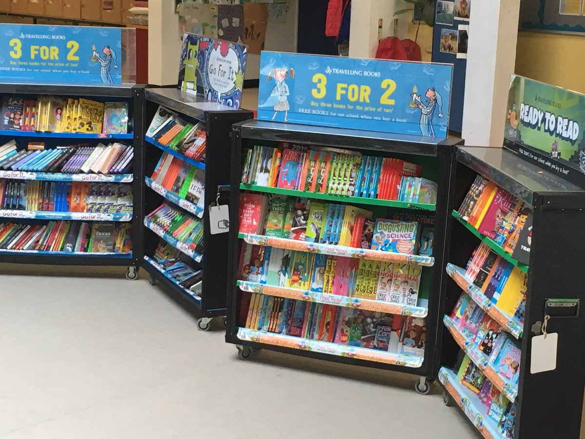 test Twitter Media - The Travelling Book Fair is taking place @StKiliansDS this week. Children are allowed to browse today and purchasing will be possible Thurs & Fri 12.55-1.25pm - get your child's summer reads and help get new books for the school library! https://t.co/uCxc14gsBF