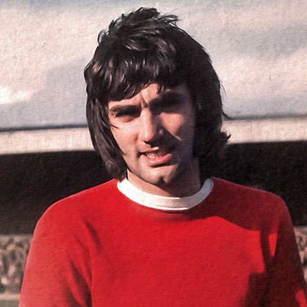 Happy Birthday to one of the greatest players of all time, George Best!