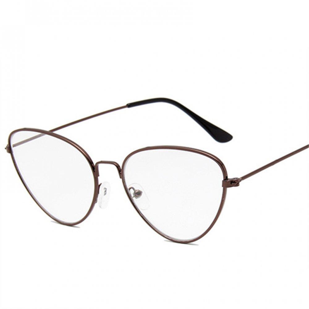 #socks #style Metal Cat Eye Optical Men's Glasses' Frame