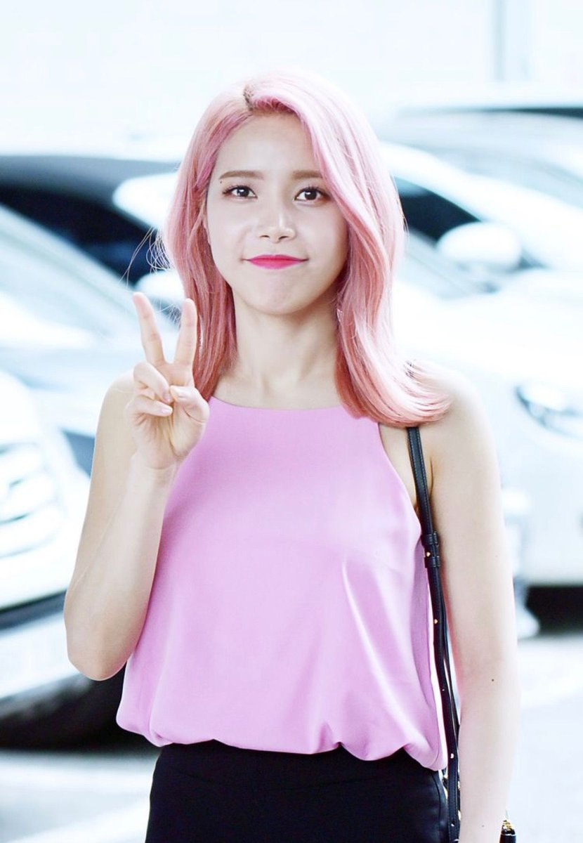 륮령 ୧ ୨ On Twitter Also Ryujin S Hair Will Be Pink
