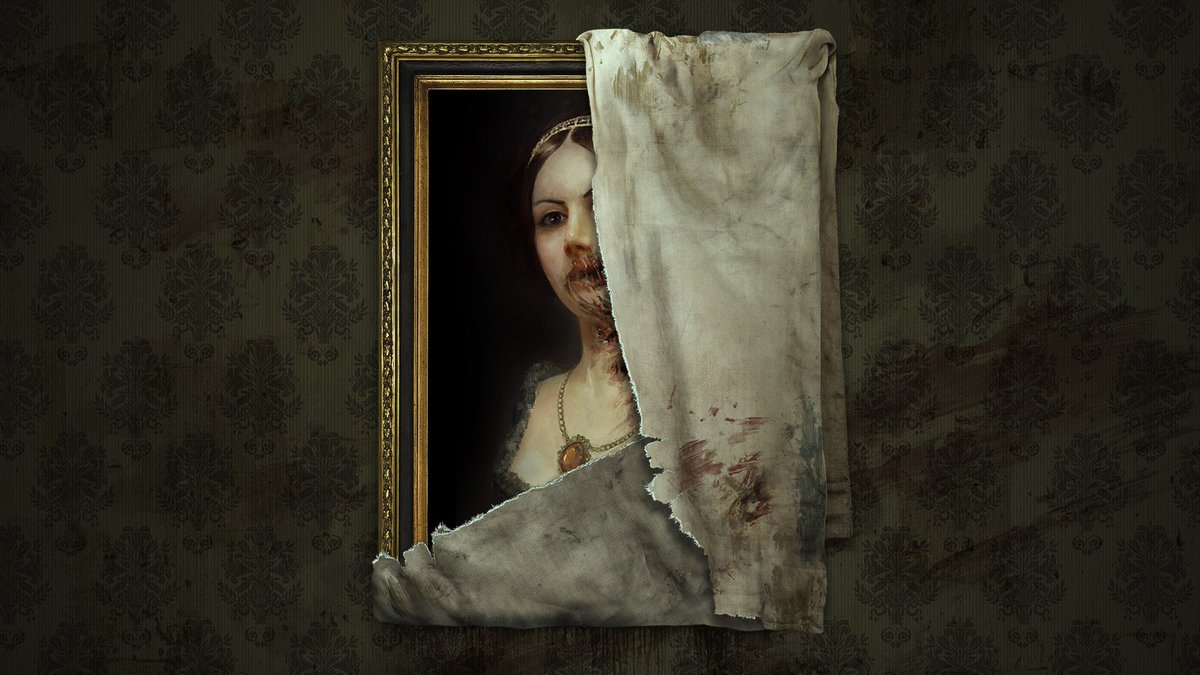Following on from my stream last night, I'll be hosting a #giveaway for #LayersOfFear.  This includes both Layers of Fear 1 AND 2!  All you need to do is like and RT this post.  Winner will be chosen on May 28th.  Good luck! 🤗