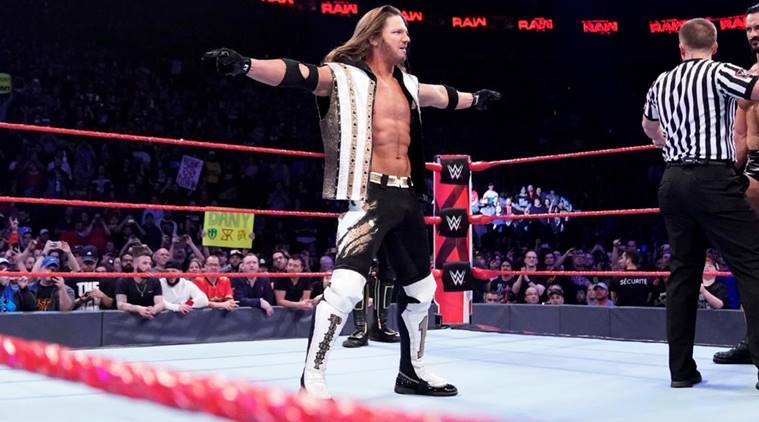 AJ Styles reveals he won't sign another contract with WWE https://t.co/F61xoEL2dz https://t.co/keQkon0HNL