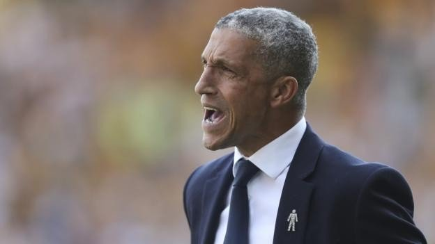 Ghanaian coach Chris Hughton surprised and disappointed at his Brighton sacking http://dlvr.it/R5BTjk