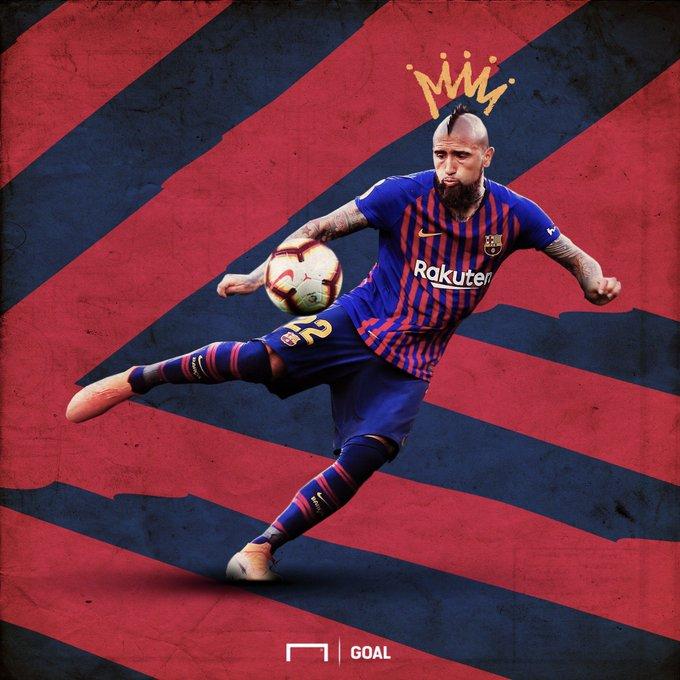 Happy Birthday, Arturo Vidal!