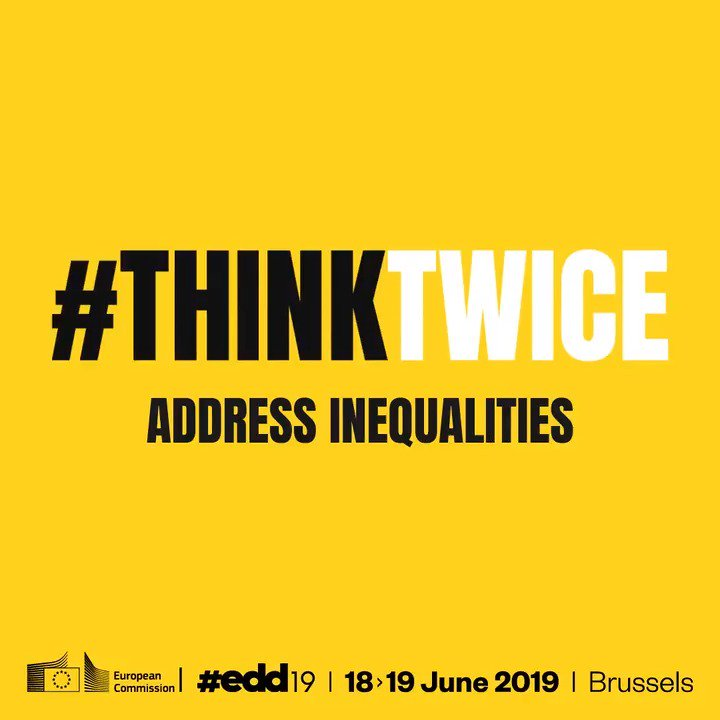 Look carefully. What do you see? 🧦 🐝 📕 🥫 💍 ✉️ 🗑️ Now #ThinkTwice. #EDD19