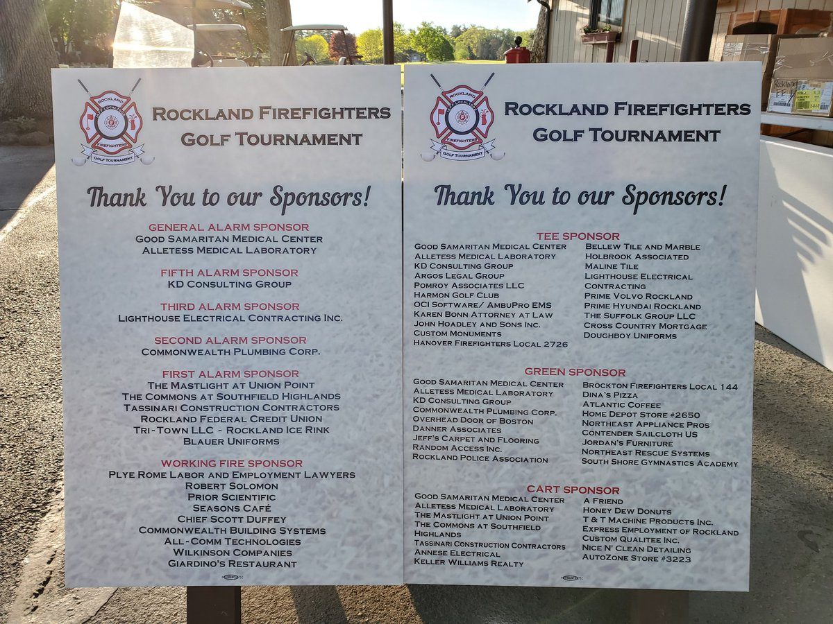 Rockland Firefighters Rocklandfire Twitter