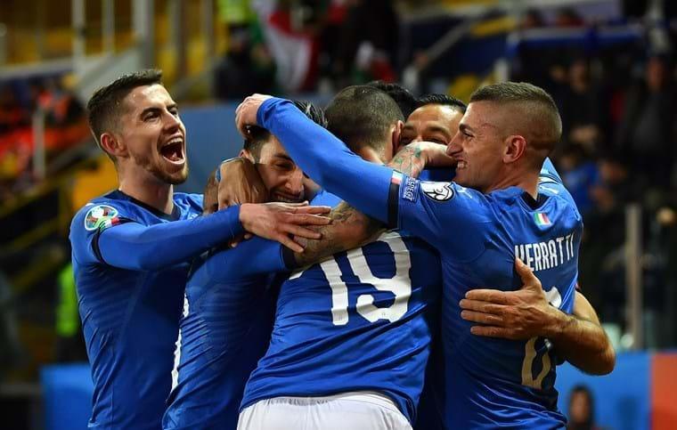 Nazionale Italiana's photo on Mancini