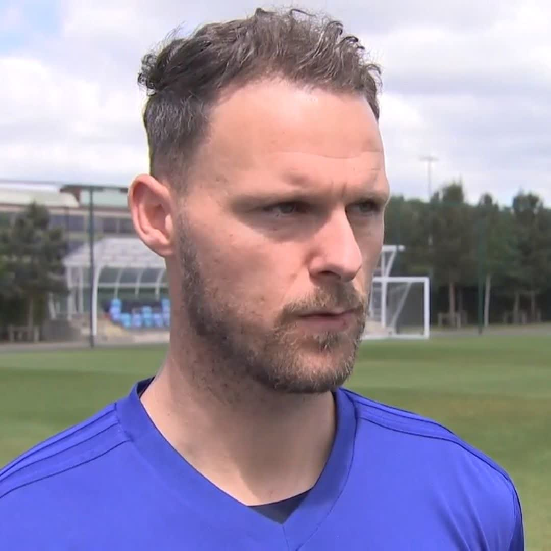 It could have been fatal in the end @trevorcarson24 warns players to speak about their worries after he discovered a blood clot in his lung Full interview with @skysportspaulg: skysports.tv/GBLPzh
