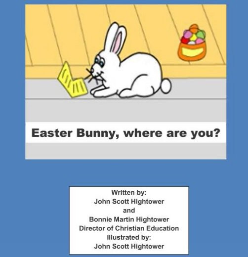 Easter Bunny, where are you? http://mybook.to/easterbunnywhereareyou … This is the story of a little boy searching for the Easter Bunny, before he delivers his Easter goodies. #IARTG #asmsg #amreading #bookplugs #bookboost #RRBC #happyeaster #kidlit #church #ChildrensBooks   by @gladwethoughtof