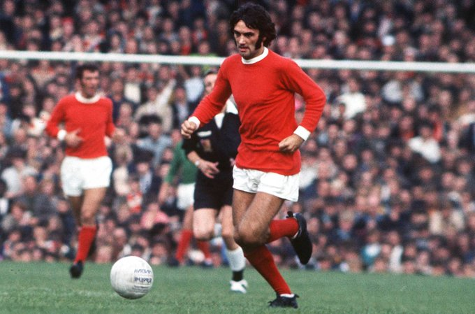 Pele great Maradona better George Best  Happy birthday to legend George Best, who would\ve turned 73 today