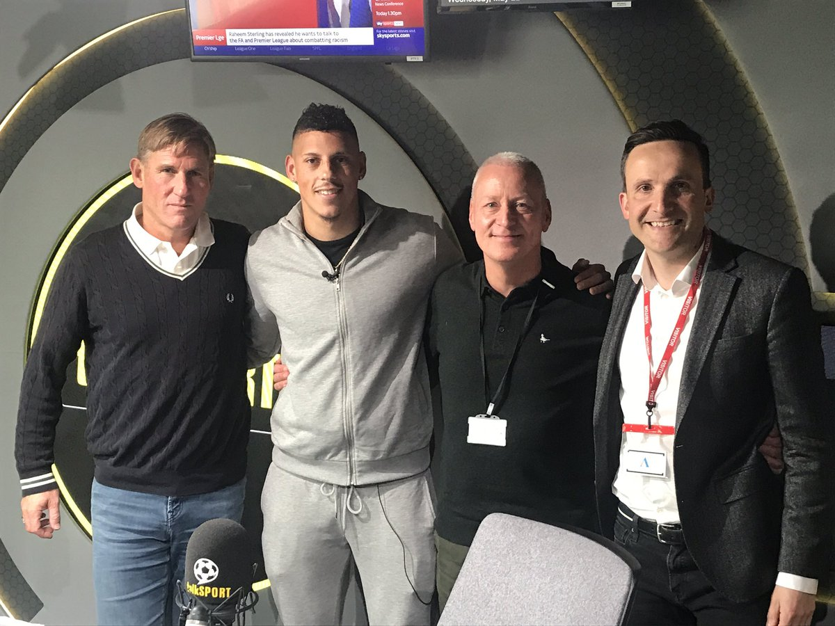 Thanks for all the messages about the Matthew Briggs Documentary interview on @talkSPORT with @JimWhite & @Sjopinion10   If you want to watch the first two episodes they are here   Ep 1: http://bit.ly/MatthewBriggsDoc1 …   Ep 2: http://bit.ly/MatthewBriggsDoc2 …   Appreciate the support. 👍