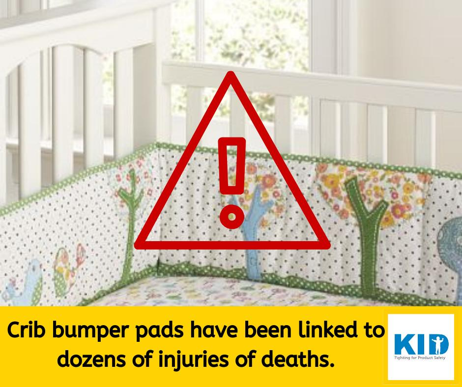 Submitted letter w/ @ConsumerReports & @ConsumerFed to NY lawmakers to vote Yes on NY's crib bumper pad ban bill S.3788-A & A.217-A. Bumpers are linked to suffocation & entrapment: https://bit.ly/2EqKMPE @NYSenate @NYSenateDems @nysenategop #NYAssembly  @DavidCarlucci @AmyPaulin