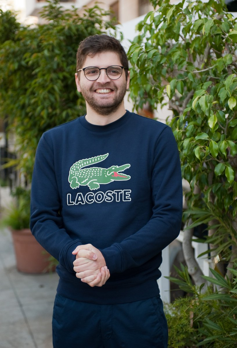 Felpa @LACOSTE #freetime #Palermo #men #fashionblogger #look #sportswear #floccaristore #Fashionista #cool #weekend