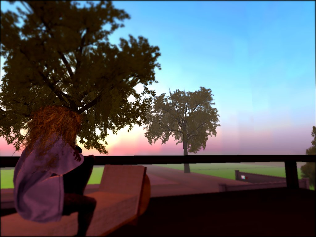 A chilly spring day, rainy and cold in Det MI. doing reflections and meditation. Clears my head #SecondLife https://t.co/stPSODsv6d