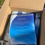 Image for the Tweet beginning: They are here!! My author