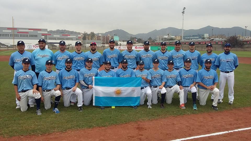 """En #ParqueDeportivo Agustín Tissera jugador de La Selección Argentina de #Beisbol. """"Los Gauchos"""" se preparan para competir en los @2019Juegos de Lima."""