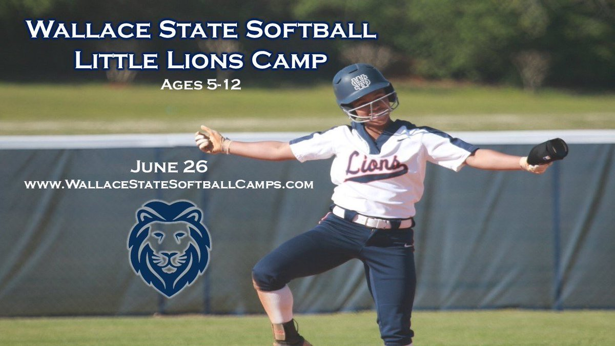 wallace state softball schedule