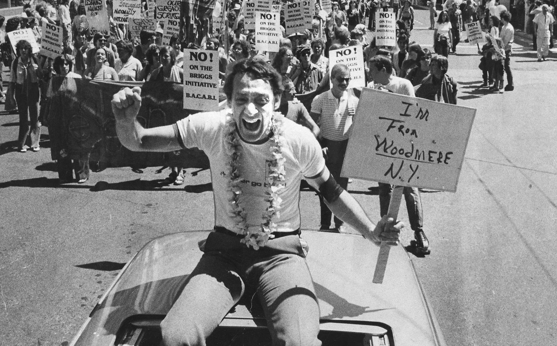 Happy Harvey Milk\s Birthday, Everyone