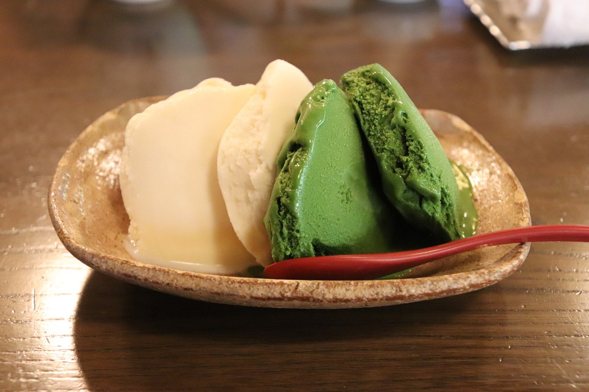 Finally the #summer shows up and summer means hot and hot means cool down and what better way to cool down than an #awesome #icecream or in our case #sorbet 💚😍😋  #matcha #greentea #tea #best #photooftheday #bestoftheday #photographie #shop #onlineshop #yummy #loveit #dessert https://t.co/2o6kmX7jWX