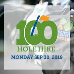 The 2019 Utah Youth on Course 100 Hole Hike is Monday, September 30th @forelakes! ⛳️   Join the hike/pledge here: https://t.co/MbFekapqIp #YOCH3 @yocgolf #Utahgolf