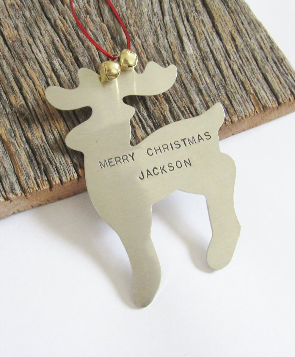 Baby's First Ornament for Boy Stocking Stuffer Boys Christmas Ornament Personalized Baby Ornament New Baby Ornament Merry Xmas Gift for Teen http://tuppu.net/2ea32917 #CandTCustomLures #Shopify #NewBabyOrnament