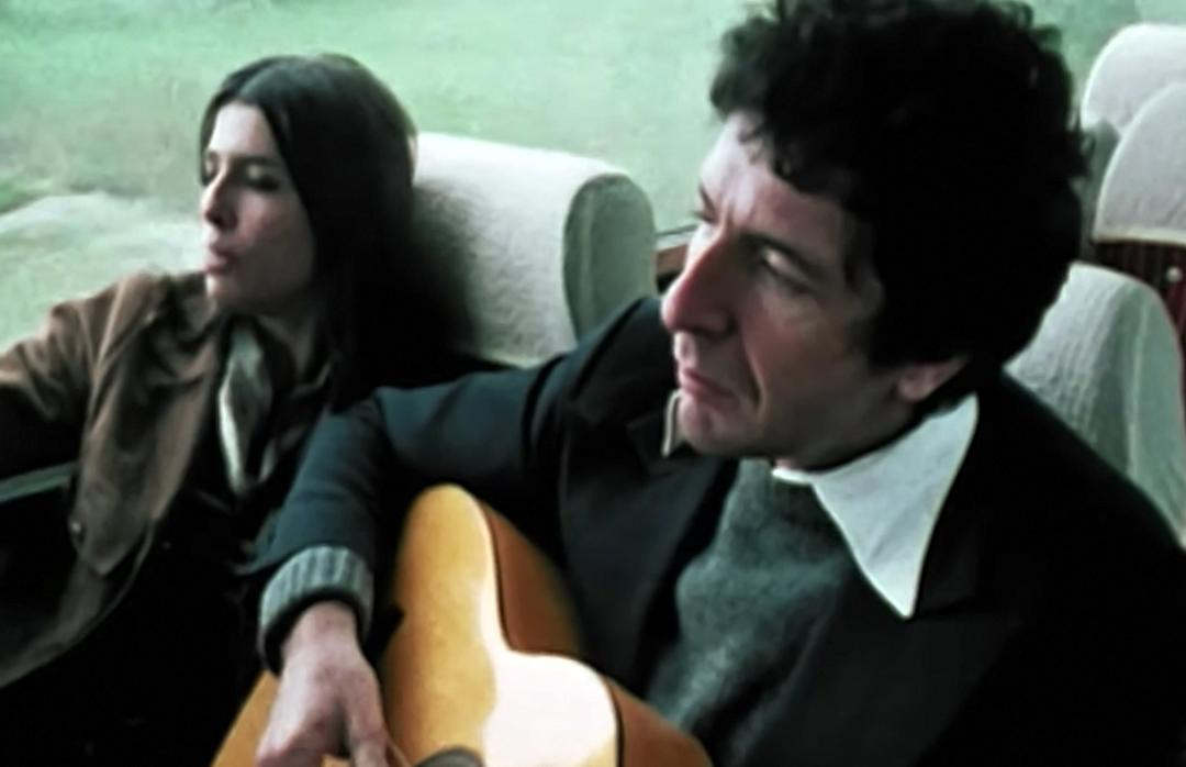 Leonard Cohen reflects on love in the new trailer for the documentary &#39;Marianne &amp; Leonard: Words of Love&#39;  https:// rol.st/2HJuBh5  &nbsp;  <br>http://pic.twitter.com/iQ3qQ5AnGs