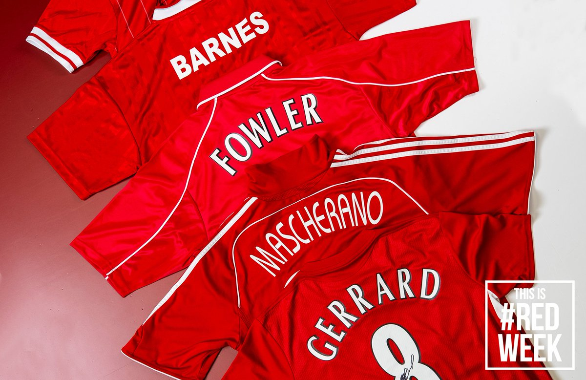 🙌 Youve not got long left to take advantage of our 15% DISCOUNT on all #LiverpoolFC signed memorabilia as part of our #RedWeek🔴 sale... Which #LFC legend would you most want a signed shirt from? ➡️ icons.com/sale/red-week.…