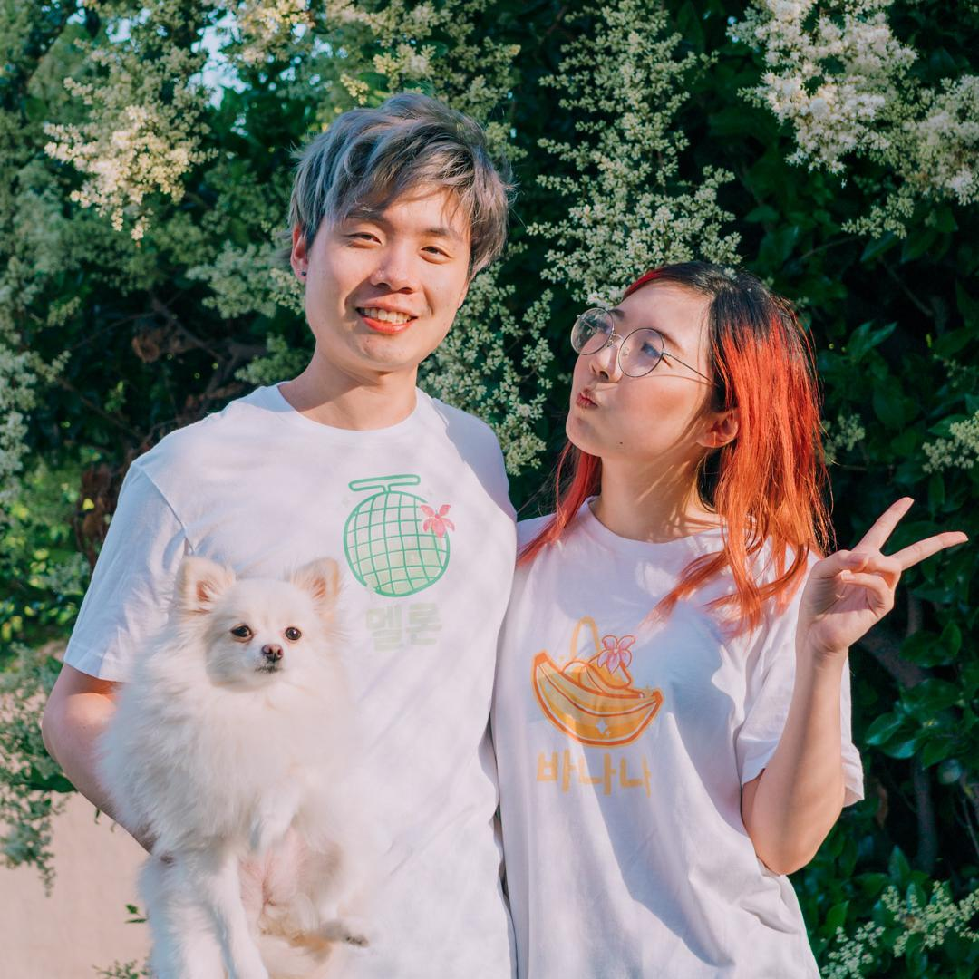 New merch is available from @LilyPichu! If you haven't checked it out yet you can now by visiting http://lilypichu.com!