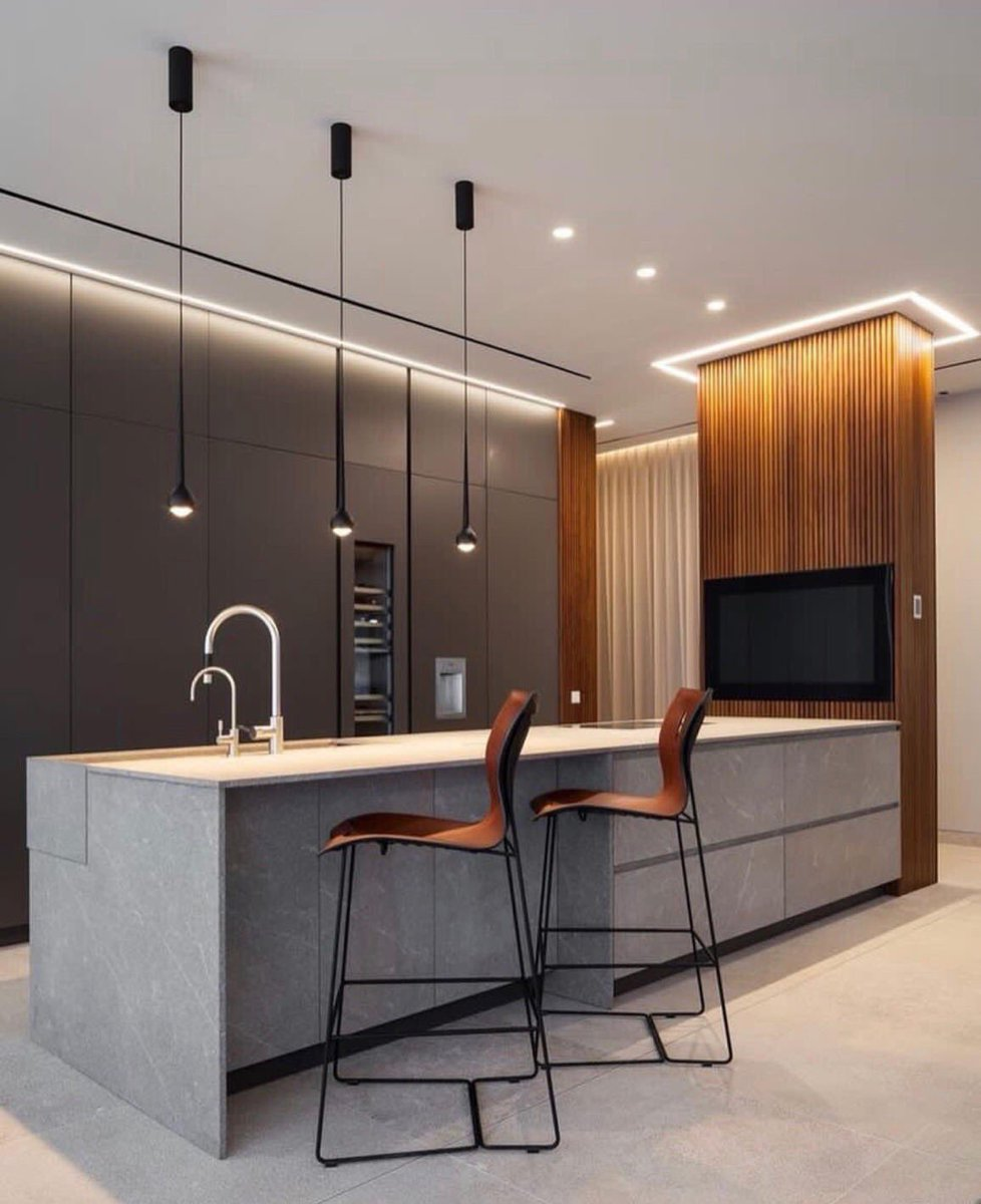 Decor Nigeria On Twitter A Kitchen Design You Ll Love For Years To Come Is Of Utmost Importance Cred Pinterest Kitchenrenovation Kitchendesign Kitchen Interiorkitchen Interieur Vogueliving Homedesign Interiordesign Interior Design
