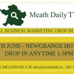 Image for the Tweet beginning: CALLING MEATH BUSINESSES! Drop-in Advertising