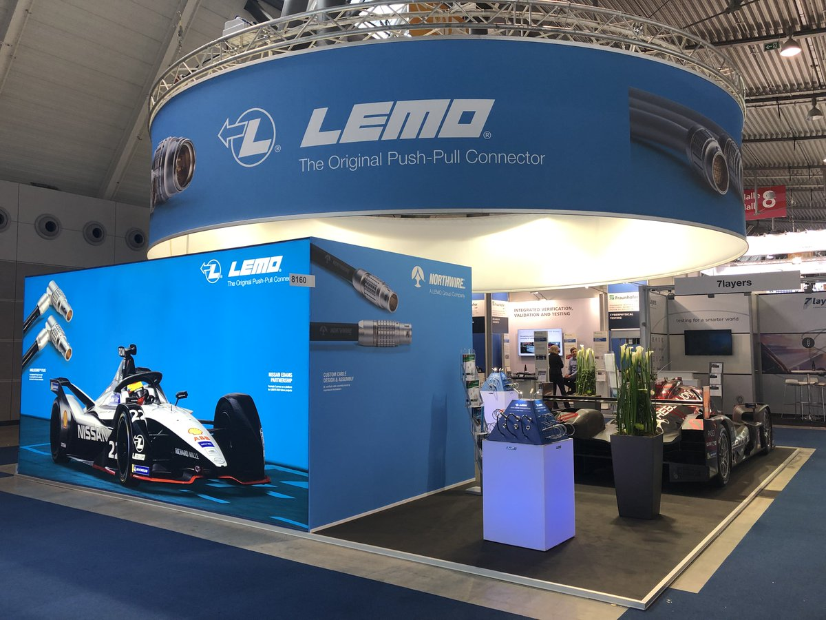 Lemo Connectors Pa Twitter Lemo Is Exhibiting At Automotive Testing Europe In Stuttgart Germany Automotive Testing Is The Rendez Vous For R D Engineers Test Engineers And Many More Job Functions Of The