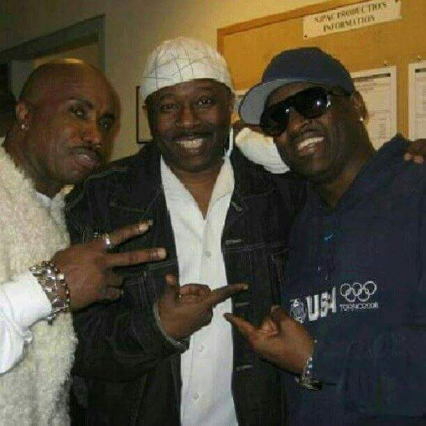 Happy Full Force Birthday to our lil brother Johnny Gill...Stay Blessed..