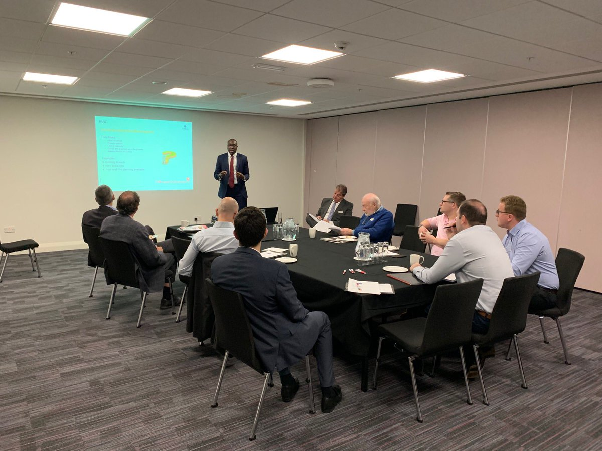 At today's Pi Breakfast briefing at the Commercial Property Law Conference, Birmingham NEC. Thank you Kevin @PiPropertyIns @Zurich #legalindemnities #propertyinsurance #commercialproperty