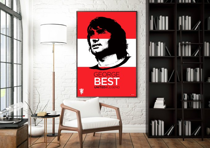 The total  that is George Best would have been 73 today.  Happy Birthday Sir.