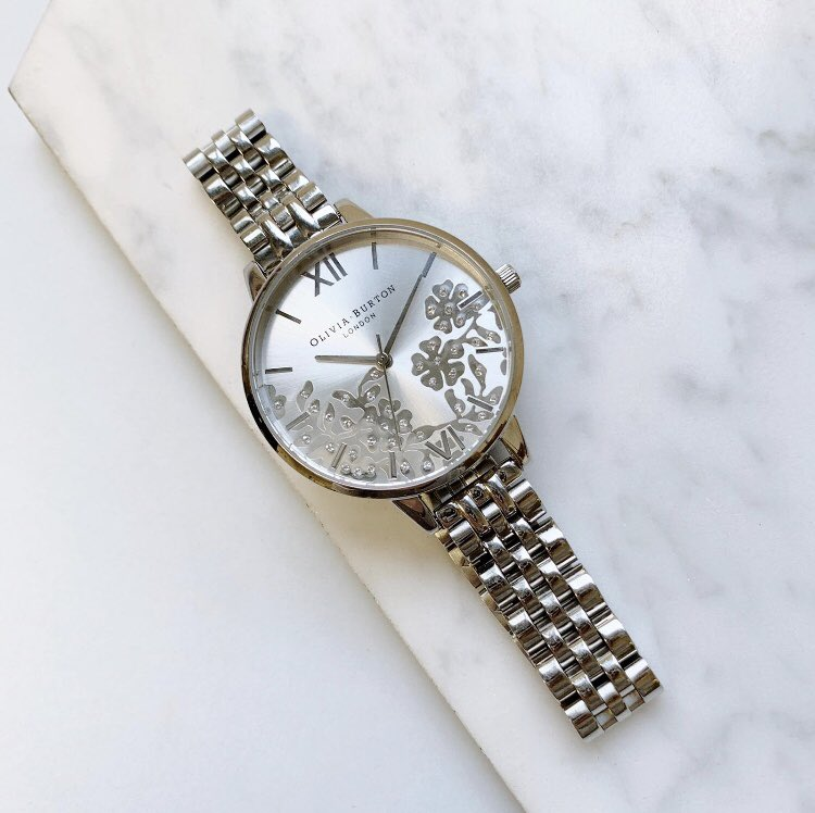 3ed77d55518 https://www.ticwatches.co.uk/olivia-burton-watches -ob16mv101-bejewelled-lace-silver-stainless-steel-ladies-watch-p33690 …