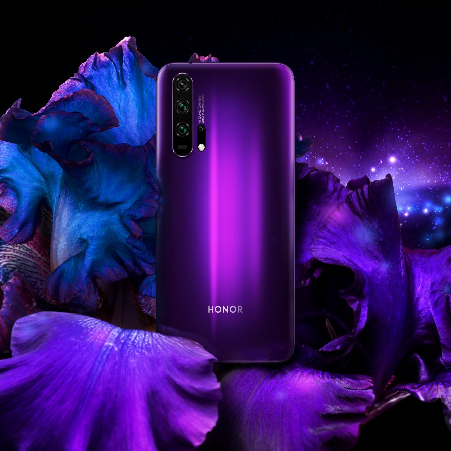 The #HONOR20Series comes in 💜💙💚🖤  So, which color vibes with your style? #CaptureWonder #HONOR20Series https://t.co/0hy2M0KG2r https://t.co/vsnmye9Pea