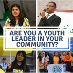 Image for the Tweet beginning: .@MoveDemocracy 's Hurford Youth Fellowship