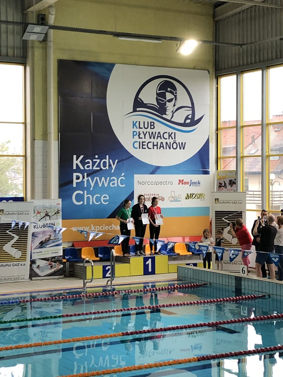 Two players represented the Meridian International Schools, at the XXV STO Schools Polish Competition in Swimming.Karolina won two gold medals at these competitions! The first in butterfly style and the second medal in the variable style.Congratulations to both girls!#swimming