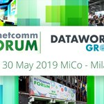 Image for the Tweet beginning: #NetcommForum 29th-30th of May, 2019 The