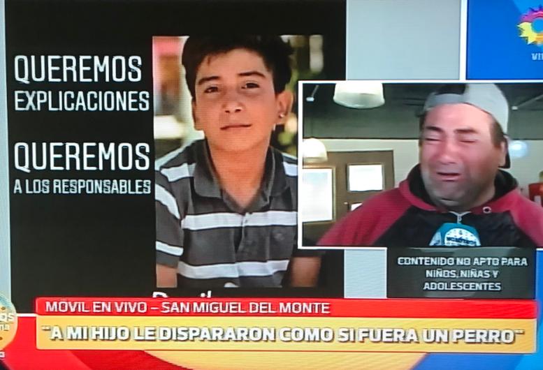 4 chicos muertos en San Miguel del Monte. La policia de @mariuvidal  y el inutil de Ritondo son los responsables. Los medios ocultaron la noticia 3 dias. Un pueblo lleno de dolor