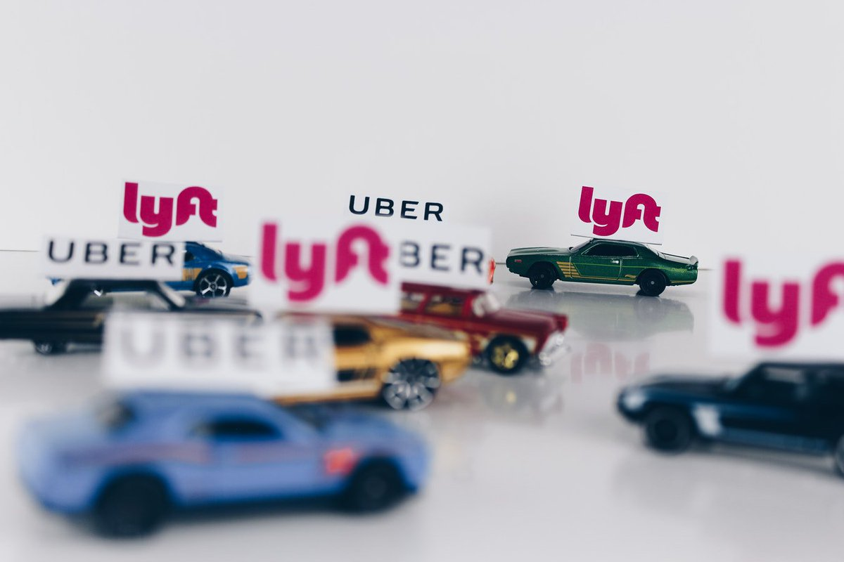 The ridesharing market may reach US$500 billion by 2023, growing at 24% annually from 2018. With $Lyft and $Uber trading at discounts to our fair value estimates, @vikrambarhath explains why these stock should hitch a ride in your portfolio https://t.co/j8OcdLWG06 https://t.co/ZvzlCWAk1W
