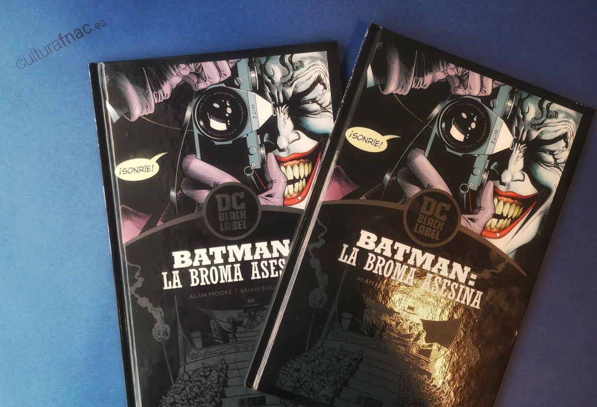 Celebramos los 80 años de #Batman regalando 2 ejemplares de uno de sus cómics imprescindibles: La Broma Asesina 🤡 👉 Síguenos 👉 Haz RT 👉 Comenta con #BatmanCulturaFnac cuál es tu actor favorito que ha sido Batman en cine🍿 ¡Tenéis hasta el viernes 24! https://www.fnac.es/Yo-soy-Batman-Ochenta-anos-siendo-nuestro-heroe-favorito/cp3716/w-4…