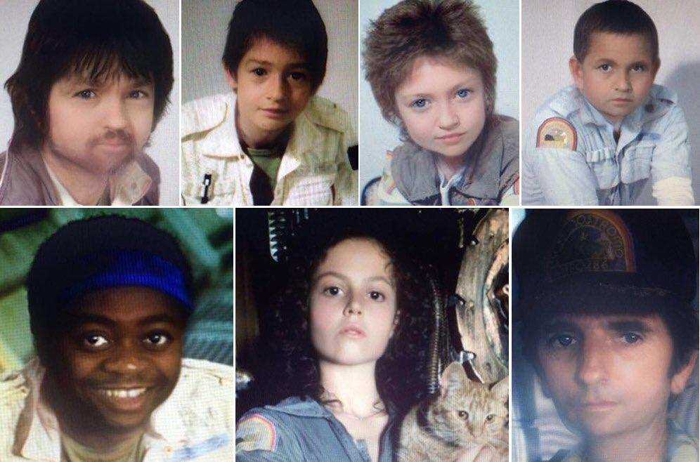 Alien cast #BabyFilter  <br>http://pic.twitter.com/1jsrOCYjrT